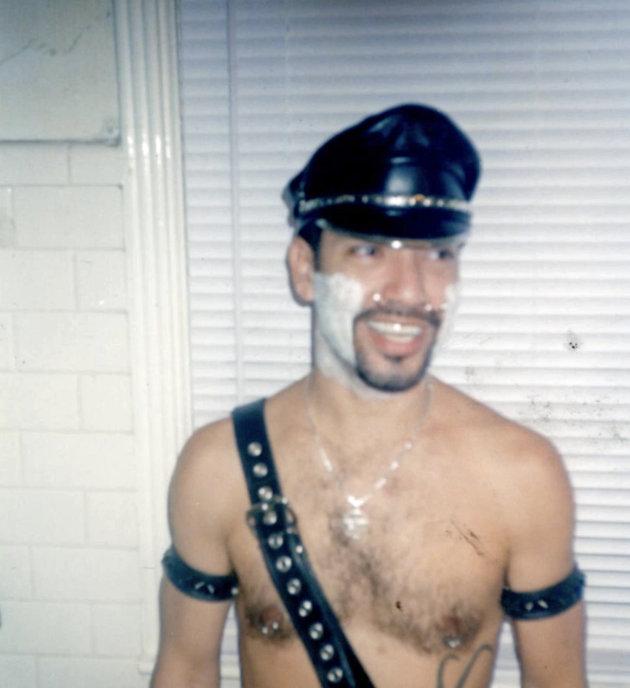 So sahRichard Hernandez früher aus.